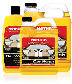 California Gold® Car Wash (Small)