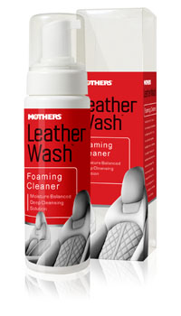 Leather Wash Foaming Cleaner
