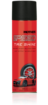 SPEED Tire Shine Aerosol