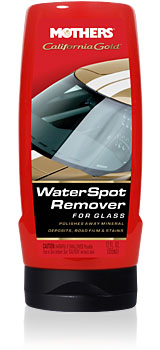 California Gold® Water Spot Remover for Glass